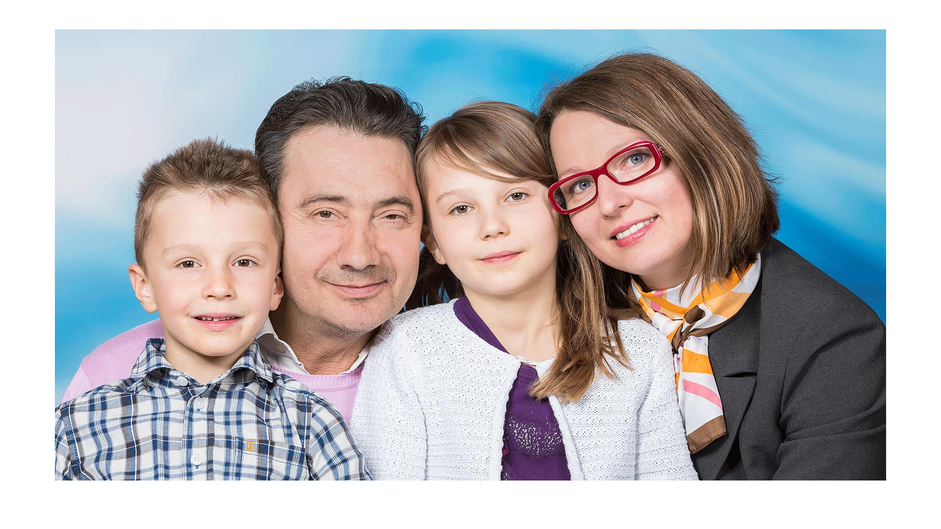 Fotostudio München Fotograf für Familienfotos